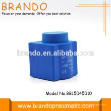 AC 24V 220V Bobina de la válvula solenoide normalmente cerrada