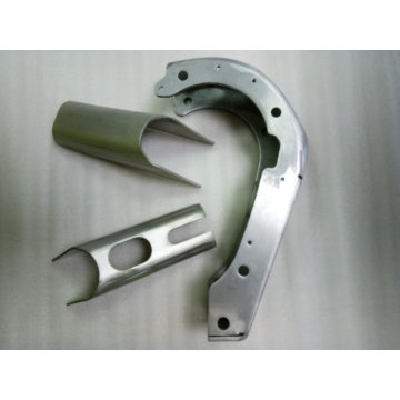 CNC Machined Aluminum Part for Power Bicycle, Metal Assembly
