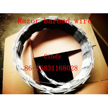 Bto-22 Bto-65 Concertina Razor Barbed Wire 450-600mm Coil