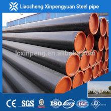Tubo de aço sem costura tubo de aço ASTM A106 Gr.B