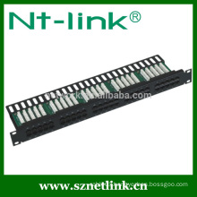 50 port cat3 telephone patch panel
