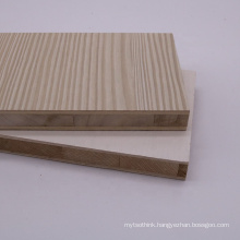 cheap price 1220mm*2440mm melamine Block Board for Furniture and Wardrobe