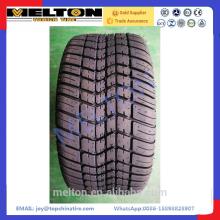 Pneu barato 205 / 50-10 do carro de golfe do preço da fábrica do pneumático de CHINA