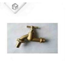 Robinet de salle de bain en nickel plaqué nickel petit robinet d'eau