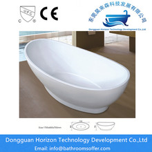 Roman freestanding tub spa bathtub