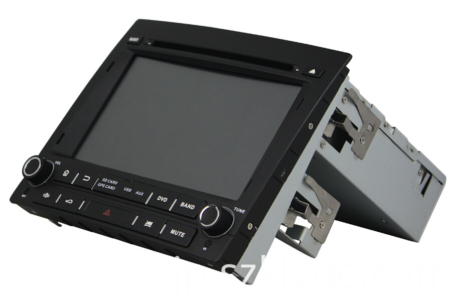 Android Car Multimedia Player For Peugeot PG 405