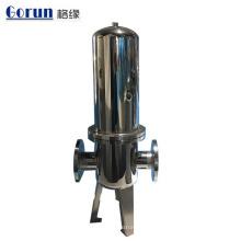Caja de filtro de bolsa de líquido. Ss304 o Ss316l Material