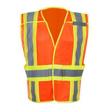 Reflective Safety Uniform for Worker