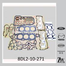Heißer Verkauf Mazda MPV 1996 Jahr-Motor-Installationssatz-volle Dichtungs-Satz 8DL2-10-271