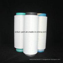 100% Polyester Texturing DTY Yarn avec 200d / 96f Nim