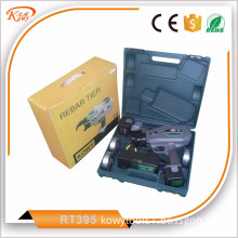 Moderate portable automatic with long life factory price wire machine single coil spiral tying rebar machinery