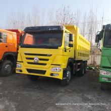 Used HOWO 6x4 371HP Dump Truck