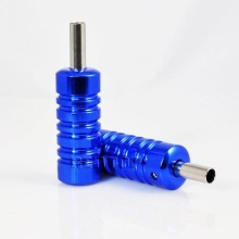 Blue Aluminium Tattoo Machine Tubes Tattoo Grip