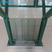 Professional Anti-Climb 358 Welded High Security Fence