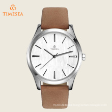 Casual Mens Wristwatch with Slim Line Case 72302