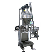 Semi Automatic Micro Dosing Powder Filling Machine Auger Filler and Weigher Screw Conveyor
