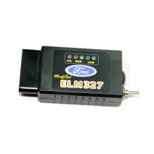 ELM327 Bluetooth с OBD2 переключатель может автомобиля диагностический инструмент