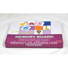 Gedächtnis-magnetisches Puzzlespiel