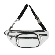 Fashion Women Leather Fanny Packs Shoulder Waist Bag