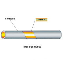high wear-resisting concrete pump pipe
