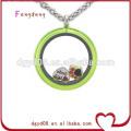 locket charm necklace glass lockets stainless steel locket pendant