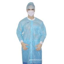 Nonwoven Lab Coat