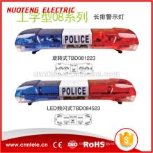 Voyant d'avertissement rotatif à LED de police dc12v/24v