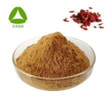 Extracto de baya de Goji Wolfberry 60% Polisacárido en polvo