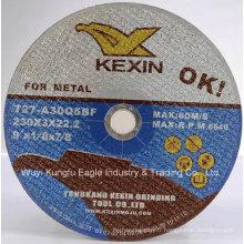 Bonne qualité Meule abrasive abrasive de disque de meulage