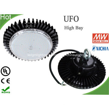 UL 2016 plus récent Nichia SMD 50W UFO LED haute Light Bay