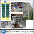PVC-überzogener Maschendrahtzaun 2014 PVC