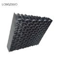130mm Lebar PVC Air Inlet Louver