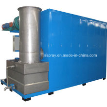 Ambiental producto aire caliente circulación peeling pintura horno