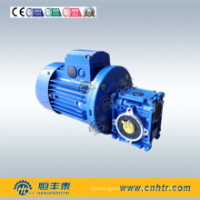 Reductor de caja de engranajes helicoidales de la serie Nmrv para máquinas industriales