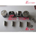 KUBOTA engine piston V2203 Piston ring