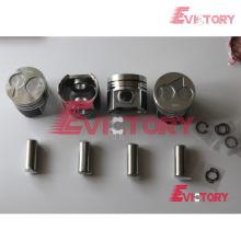 KUBOTA engine piston V2203 Piston ring