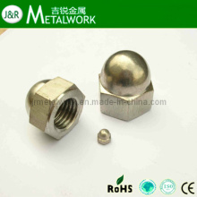 Stainless Steel Hex Acorn Nut DIN1587