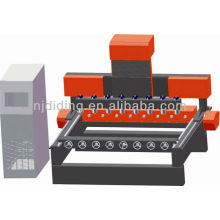 Cuatro ejes máquina de carpintería CNC DL-1220