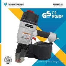 Rongpeng Mcn80f Cloueuse pour charpente à bobine