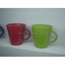 Keramik Glasierte Tasse