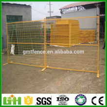 China Factory Hot Sale High Quality Canada Standard Welded Galvanized Temporary Fence