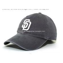 Werbe benutzerdefinierte bestickte Baseballmützen