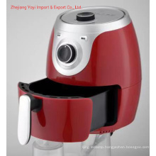 Adjustable Thermostat Non-Stick Cooking Oil Free Air Fryer