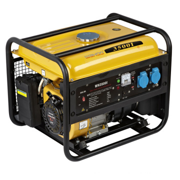 CE gasoline engine 3kw Inverter generator (WH3500i)