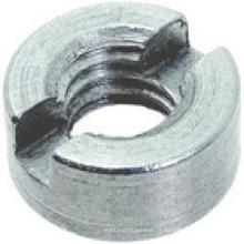 Ailes en alliage en acier rondes rondes DIN546