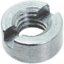 Alloy Steel Slotted Round Nuts DIN546