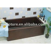 Hotel Copper Décoration d'intérieur / Antique Copper Bathtub
