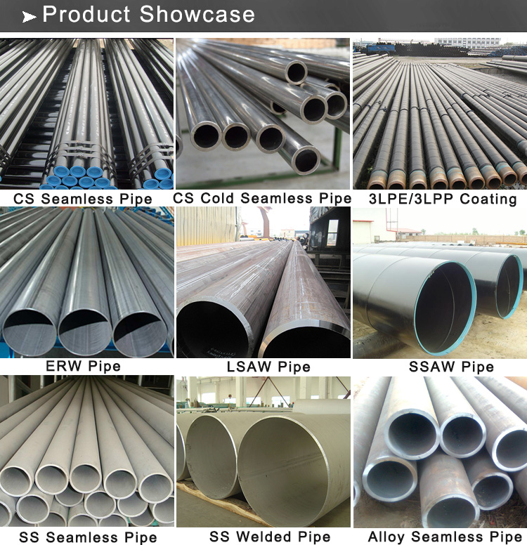 steel pipe showcase (2)