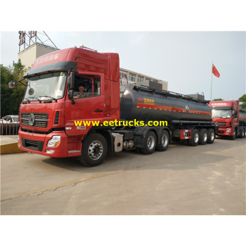 20cbm 22T Dilute Sulfuric Acid Tanker Trailers