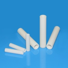 High purity ceramic insulator tube